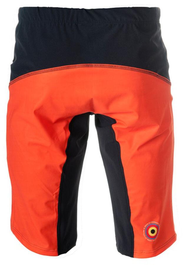 7bfabcaac9 Bioracer Enduro - Culotte corto sin tirantes Hombre - naranja negro ...